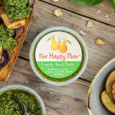The happy pear pesto