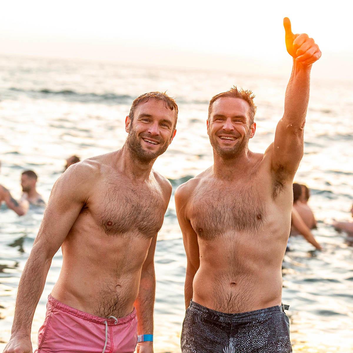 David and Stephen Flynn