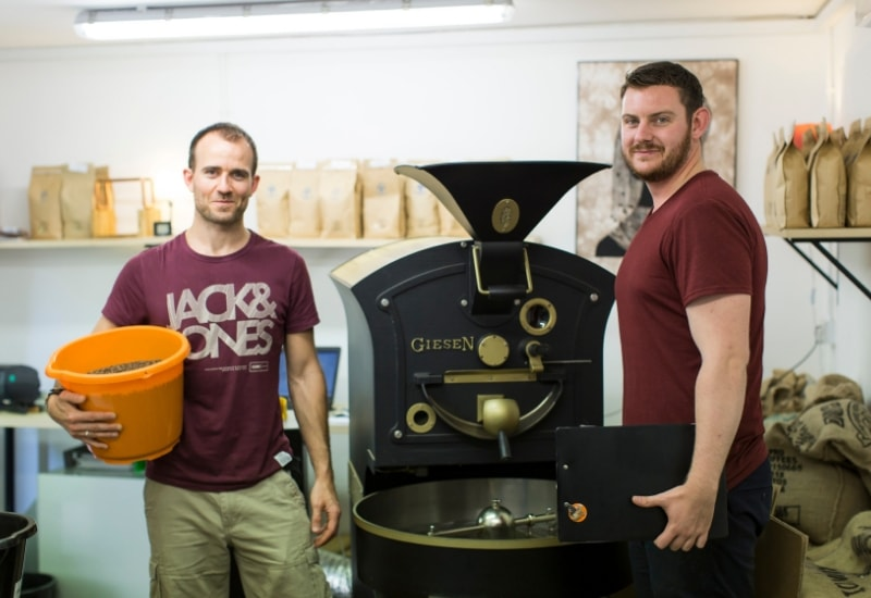Our roastery