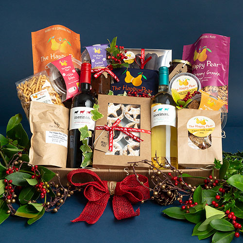 hppy pear hamper